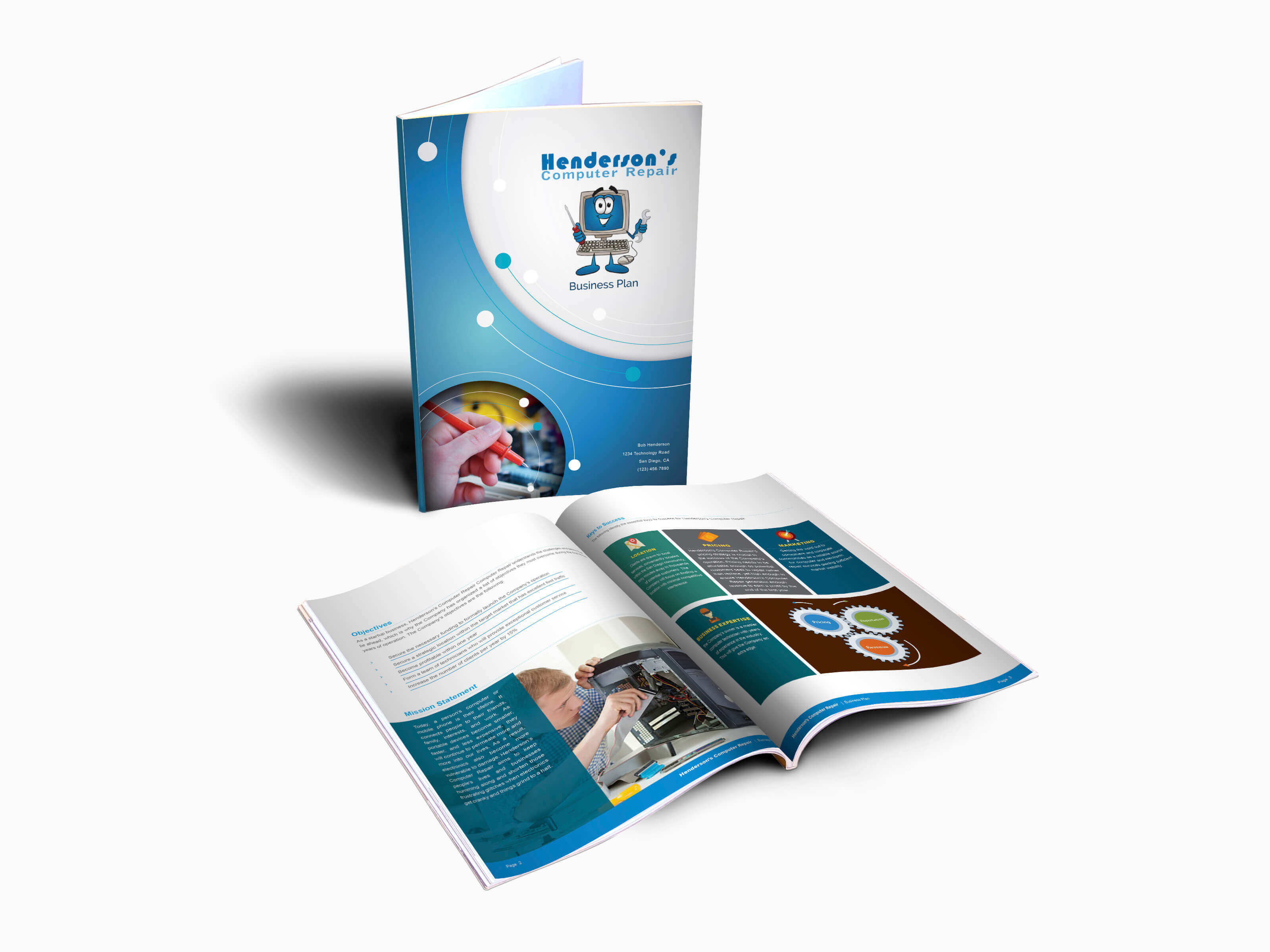 eb5 business plan sample pdf